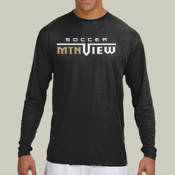 MTN View - N3165 A4 Long-Sleeve Cooling Performance Crew Neck T-Shirt