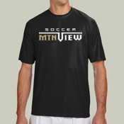 MTN View - N3142 A4 Short-Sleeve Cooling Performance Crew Neck T-Shirt
