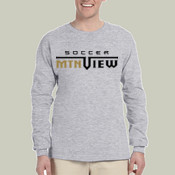 MNT View -  4930 Fruit of the Loom Adult 5oz. 100% Heavy Cotton HD™ Long-Sleeve T-Shirt