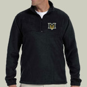 MV - M980 Harriton Quarter-Zip Fleece Pullover